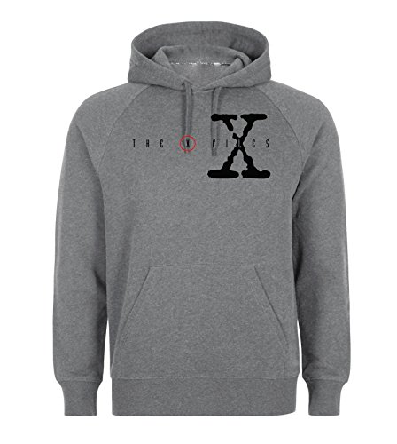 the-x-files-tv-series-logo-unisex-pullover-hoodie-small