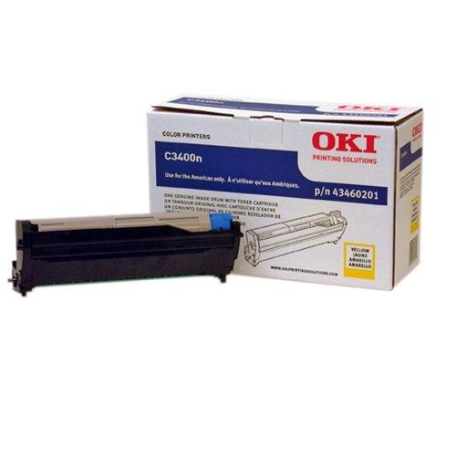 Oki43460201 - Drum Kit/Toner