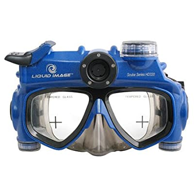 Liquid Image 5.0MP Video Scuba Mask