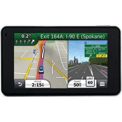 GARMIN 4.3 Slim GPS North American Mapping Lifetime Maps and Traffic - NUVI3490LMT