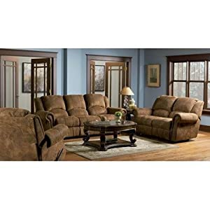 scottsdale 3 piece reclining living room set