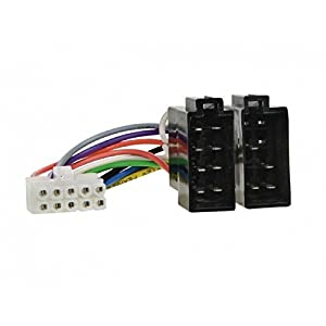adaptor cable for iso car radio wiring harness for co uk electronics