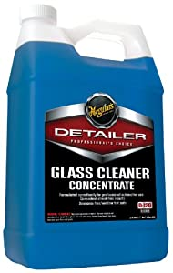 Glass Cleaner - Concentrate -- Gallon from MEGUIARS, INC.