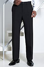 Big & Tall Crease Resistant Straight Fit Trousers