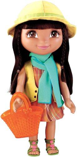Fisher-Price Dora the Explorer Dress Up Collection Fashions - Beach Adventure - 1