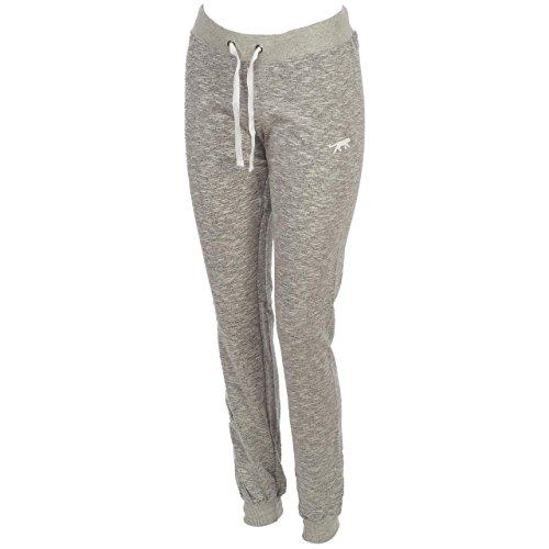 Airness-Nyssa Grigio Pant fine-Pantaloni di tuta, grigio, M
