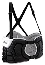 Maverik Lacrosse 3000149 Fox Men's Lacrosse Rib Protector (Call 1-800-327-0074 to order)