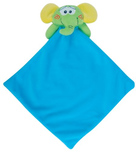 Petite Creations Toy Baby Blanket - Elephant