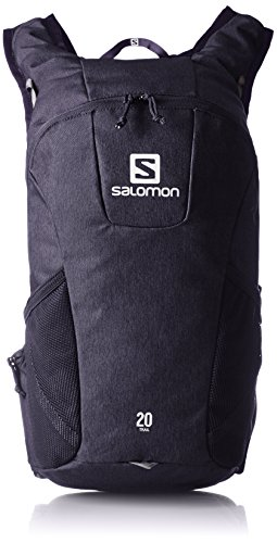 Salomon Unisex Zaino Rucksack Trail 20, Multicolore - Nightshade/Yuzu Yello, NS