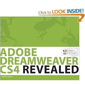 Adobe Dreamweaver CS4 Revealed (Revealed on Adobe) Sherry Bishop