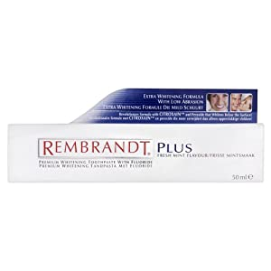 Rembrandt Toothpaste Plus 50ml