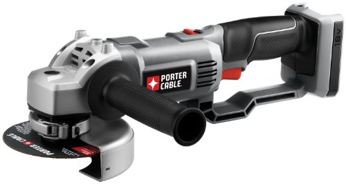Sale!! PORTER-CABLE Bare-Tool PC18AG 18-Volt Cordless Expansion Angle Grinder (Tool Only, No Battery...