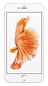Apple iPhone 6s Plus (5.5 inch - diagonal) 64 GB US Domestic Warranty Unlocked Cellphone - Retail Packaging (Rose Gold)