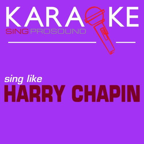Cat'S In The Cradle (In The Style Of Harry Chapin) [Karaoke Instrumental Version] front-207968