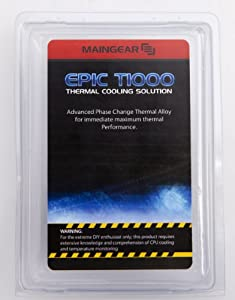 MAINGEAR EPIC T1000 Engineered Thermal Interface (Socket 1155/1156)