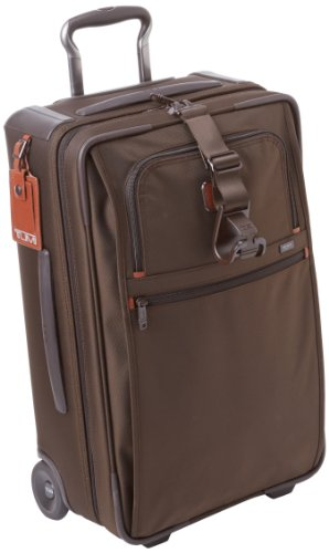 Tumi Tumi 2 Alpha Frequent Traveler Wheel Carry-On, Espresso, One Size