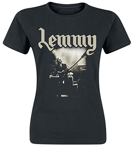 Motörhead Lemmy - Lived To Win Maglia donna nero S