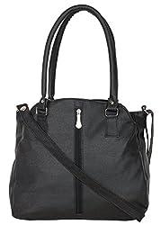 Relevant Yield Women's Shoulder Bag Black (Black-26)