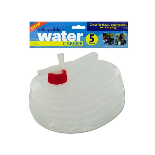Collapsible Water Carrier front-822729