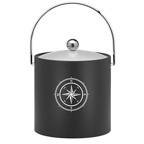 Compass Point 3 Qt. Ice Bucket