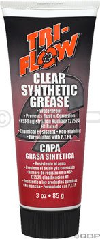Triflow Synthetic Grease with Teflon, 3oz
