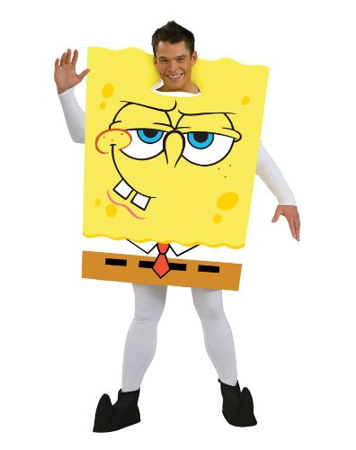 SpongeBob SquarePants Adult Costume