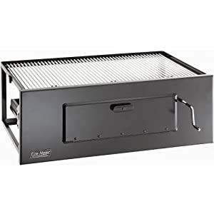 Fire Magic Charcoal Grills Lift-a-fire - Built In