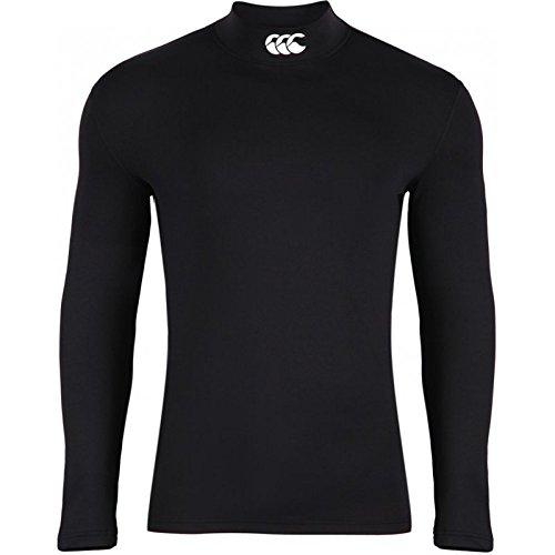 Canterbury of Zealand Mens Turtle Long Sleeve Mock Baselayer Cold