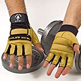 Golds Gym Adjustable Gel Grip Glove - X Large