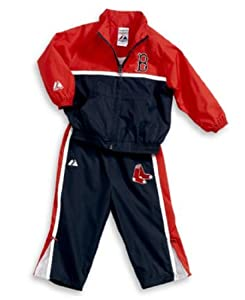 MLB Boston Red Sox Windsuit by Franco Apparel