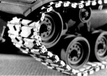 AFV Club 1:35 - M48 e M60 Track Links - AFV35005