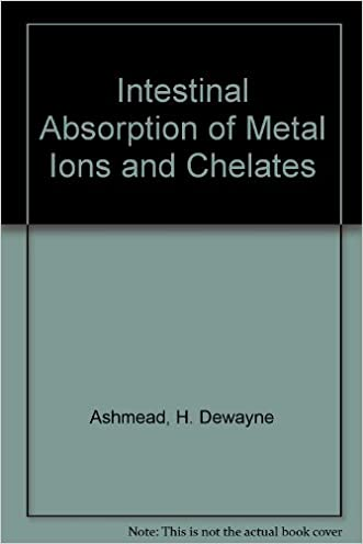 Intestinal Absorption of Metal Ions and Chelates