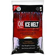 MILAZZO INDUSTRIES 30150 QiK JOE Ice Melt-50# QIK JOE INST ICE MLT