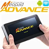 TAXAN 7V型 CPRM対応 Androidタブレット Meopad ADVANCE MEO-T780A