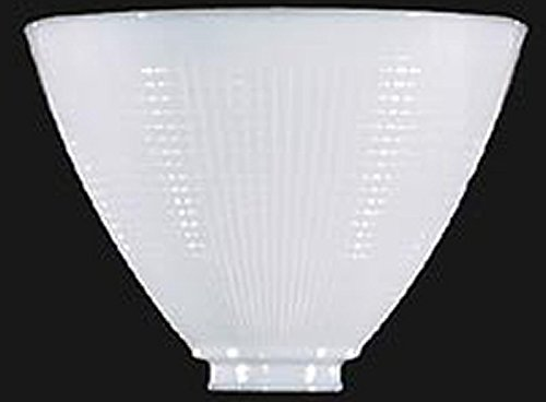 8 Inch Glass Floor Lamp Reflector Shade Glass