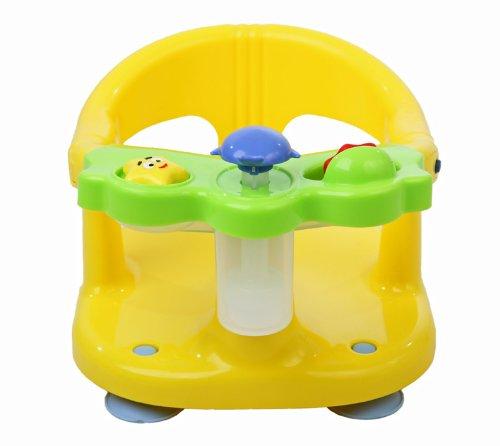 Dream On Me Baby Bath Seat, Yellow
