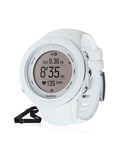 Suunto Braccialetto Fitness Gps SS020683000 Bianco
