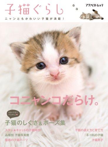 子猫ぐらし (アスペクトムック)