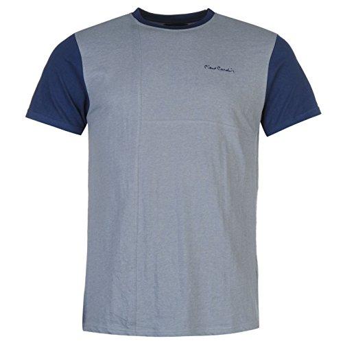 Pierre Cardin -  T-shirt - Uomo blu s