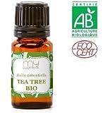 Huile essentielle de Tea tree BIO - MyCosmetik