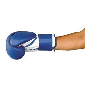 KWON Boxhandschuhe Fitness, dunkelblau, 8oz, 4002308