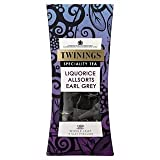 Twinings Liquorice Earl Grey Silk Pyramids 15g