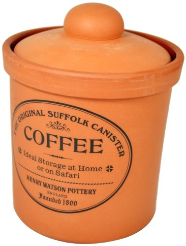 Original Suffolk Collection Coffee Canister