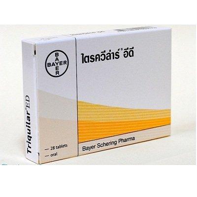 217 低容量ピル 確実に避妊【トリキュラー 28錠(1ヶ月分)】妊娠 海外直送 人気・売れてます