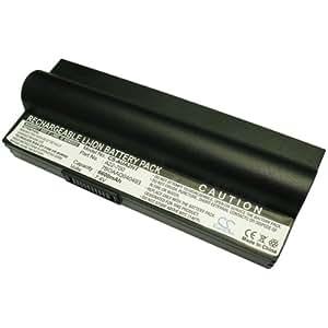 Bluetrade Batterie Haute Performance 6600 MAh, 7.4V pour Asus Eee Pc 701