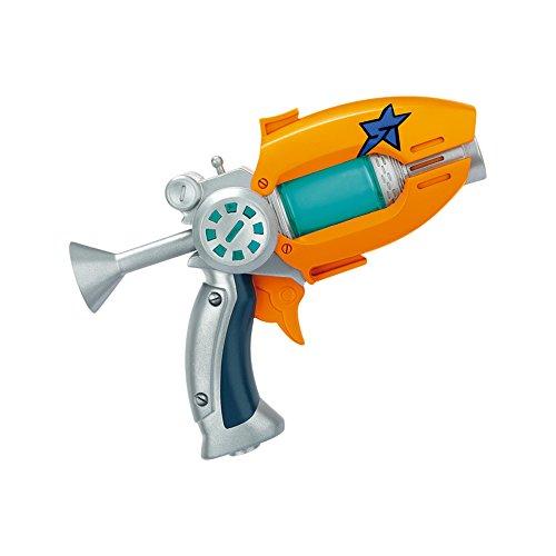 Giochi Preziosi - Slugterra, Pistola Deluxe Eli's Blaster 2.0 con tre dardi