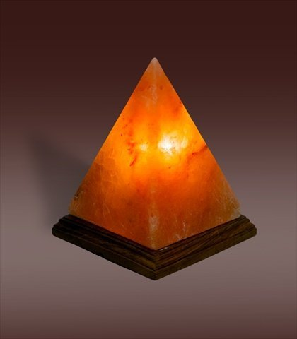 Himalayan Salt Lamps Evolution : Evolution Salt:Evolution Himalayan Crystal Salt Lamp 6 7 Pyramid - on Sale forUSD 33.82