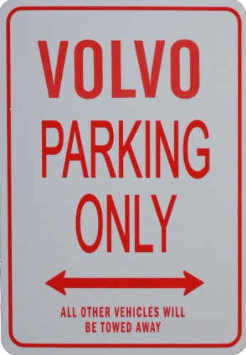volvo-parking-only-sign
