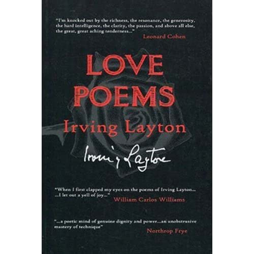 Love Poems of Irving Layton