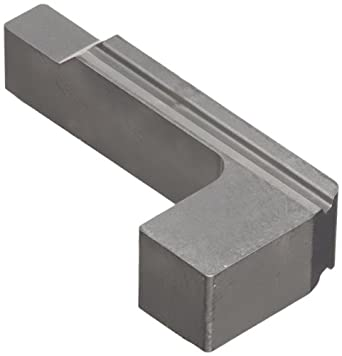 "Sandvik Coromant Uncoated Carbide Blank Insert, H13A Grade, LG123H1 Shape, 0.236"" Width (Pack of 5)"